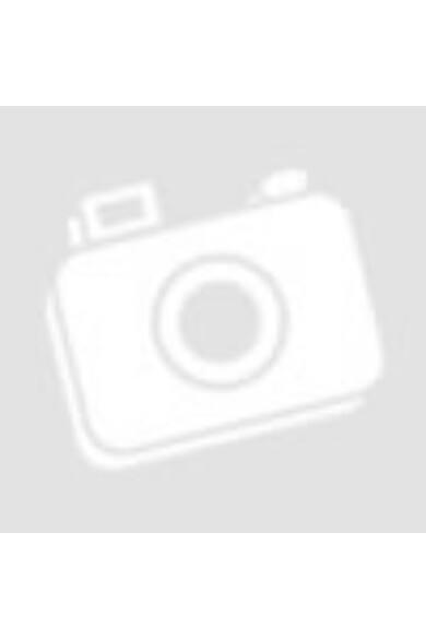 Vászon zsebtáska Budapest fotós grafikával mustár